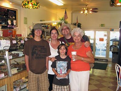 Hot Springs, AR - July 2008