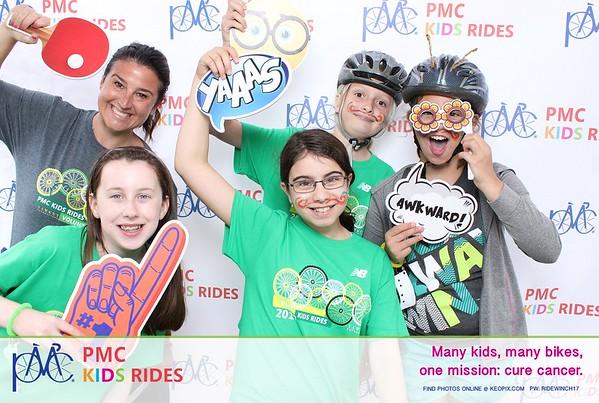 6.17.2017 - PMC Kid's Ride - Winchester, MA