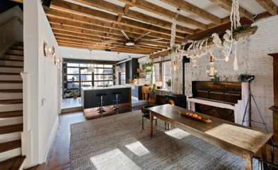 Greenpoint Brownstone