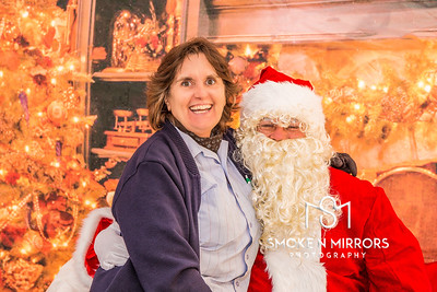 Photos with Santa in Oakland