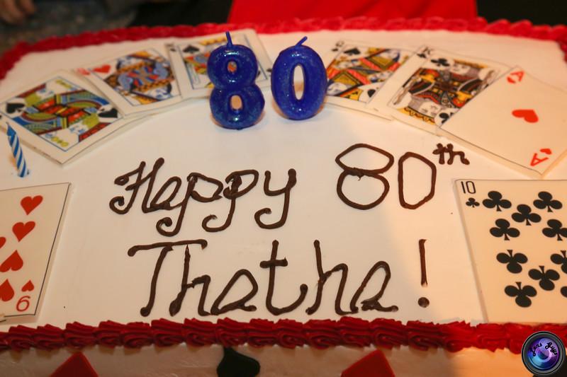 Krishna Shastry Vanguri 80th Birthday Party