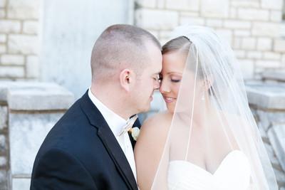 amanda +chris wedding