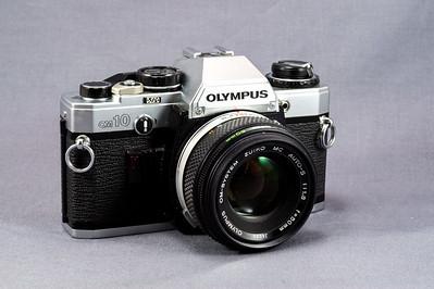 Olympus OM10, 1979