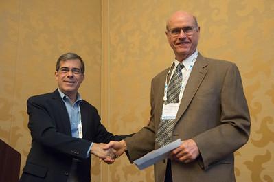 LAD Laboratory Astrophysics Prize: Louis Allamandola