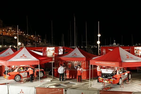 Monte Carlo Rally 2005