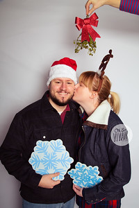 Cookie Spree Mistletoe Booth Sunday