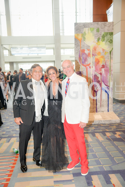 Robert Giaimo, Kathy Hollinger, David Moran,  The 36th Annual RAMMY Awards, Washington Convention Center, June 10th, 2018.  Photo by Ben Droz.