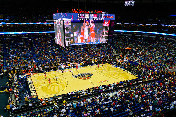Smoothie King Stadium - New Orleans Pelicans