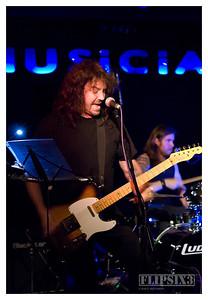 Jason & The Scorchers, Leicester (UK) 2008