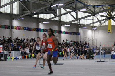 Girls 55m Dash Prelims