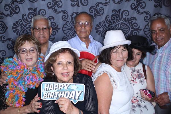 Magda's 70th Birthday