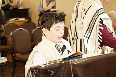 Yehoshua Zagorin's Bar Mitzvah-May 5, 2019