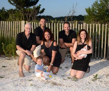 Urban Family Beach Portraits Aug. 22, 2017