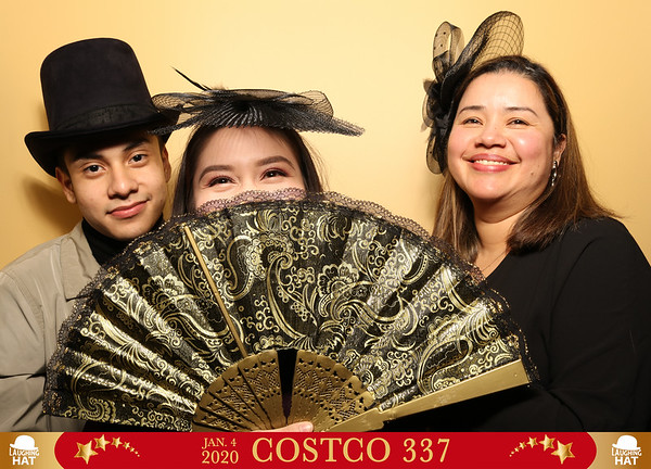 Costco 337 Holiday Party