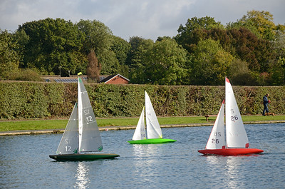 Bournville Boats