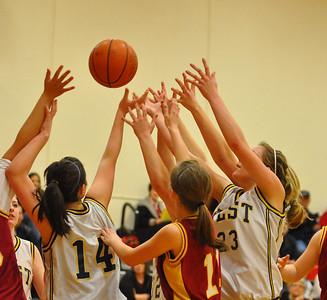 West Albany vs. CV Freshman Girls Basketball