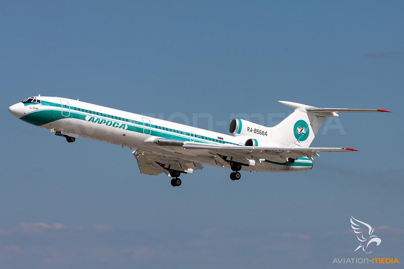 Alrosa Airlines / Tupolev Tu-154M / RA-85684
