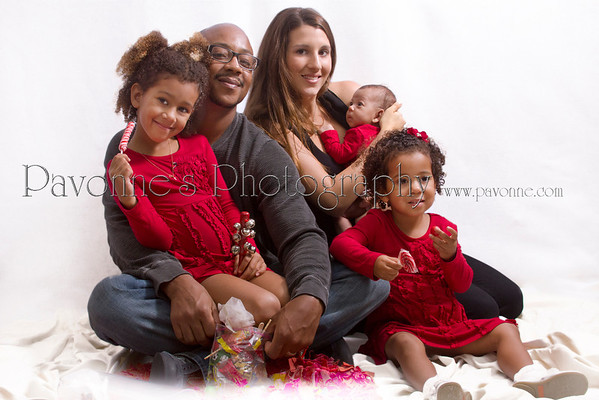 The Mullen Family 2012