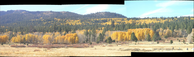 Sierras-Squaw Valley-Carson Pass Oct 2011