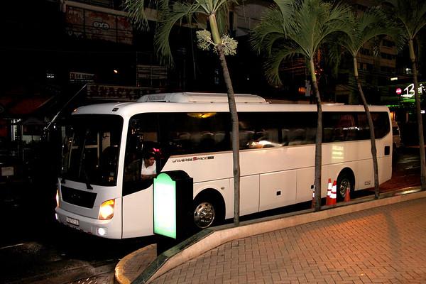 12-2014 Panama City Inaugural photos from Panama