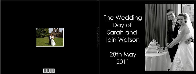 Sarah & Iain Watson's Photobook Template