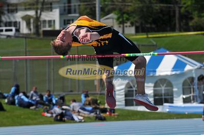 Men's High Jump - 2012 Gina Relays
