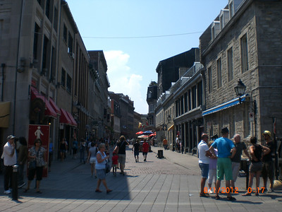 Old Montreal 8.2012