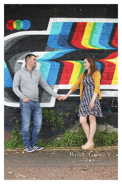 Brigid & Ciaran Engagement Shoot