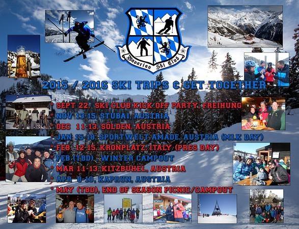 Ski Club 2015