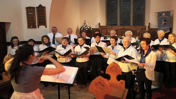 Macosquin Parish Church Choir - Single
