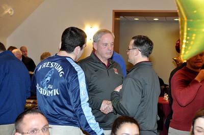Reception honoring Wrestling Coach Bruce Kennett