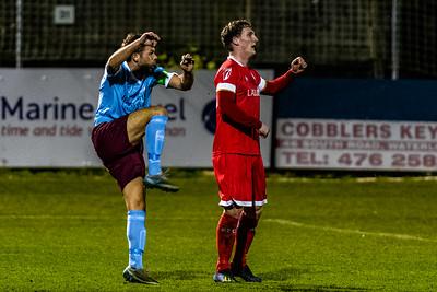 Emley AFC (h) D 4-4 *
