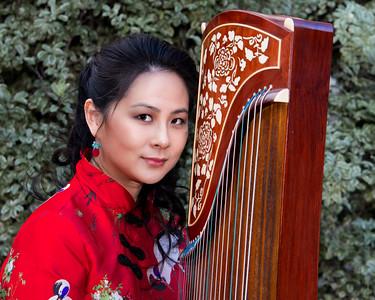 Winnie Wong, guzheng