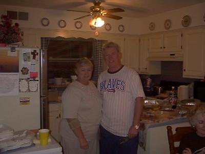 Columbus, GA - Pre-Thanksgiving 2001