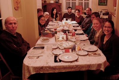 2009 11 27: Thanksgiving Gathering