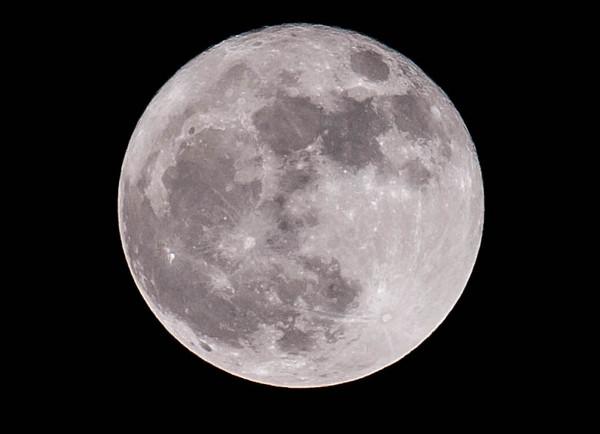 Moon December 3rd, 2017