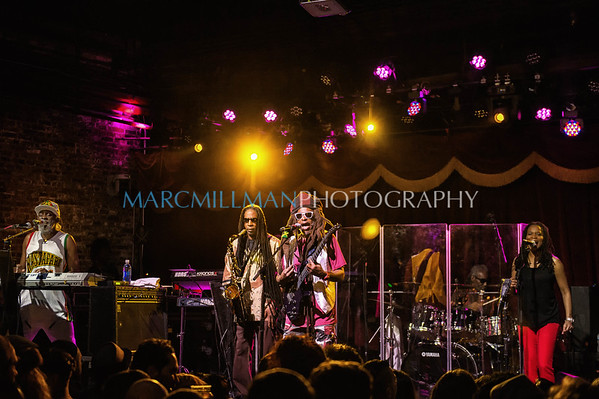 Steel Pulse @ Brooklyn Bowl (Tue 4/12/16)