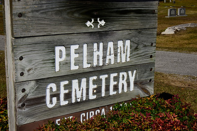 11-9-2019 Pelham Cemetery