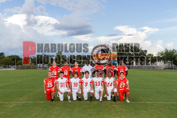 Boone Varsity Football #10 - 2016
