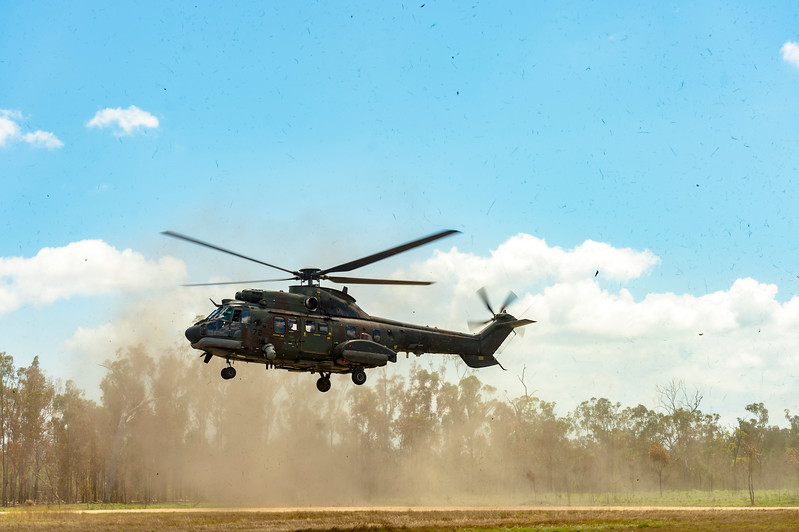 Exercise Wallaby 2017