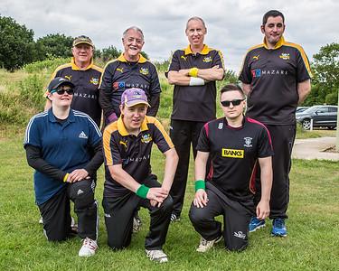 Yorkshire Vikings cricket 2018
