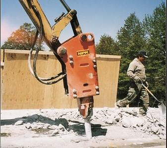 H6XA Hydraulic Hammer
