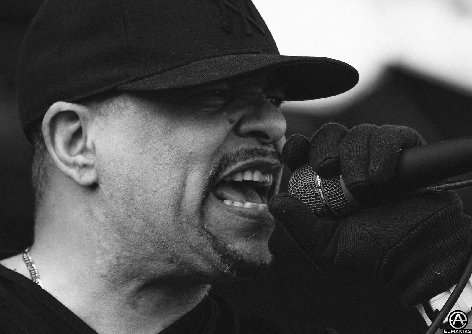 Ice-T of Body Count live in Vienna