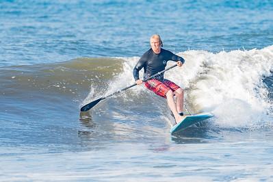 Alex SUPing Long Beach 8-6-21