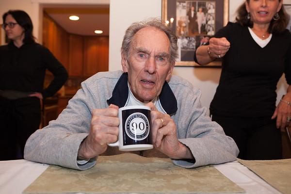 Poppi's 90th Birthday