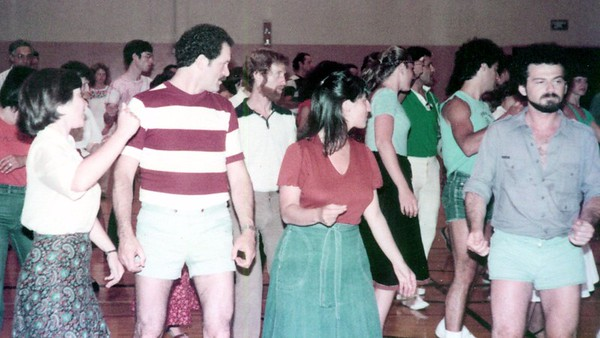 Israeli Folk Dance Revival