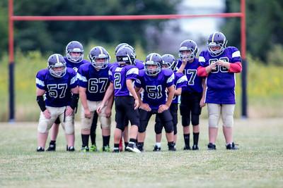 Buckeye Youth Football 9-2-17