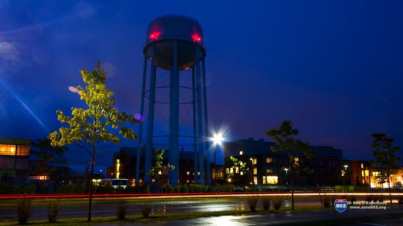 Burlington Water Tower, Burlington, VT