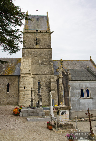 Church in Normandy 7   Photography by Wayne Heim