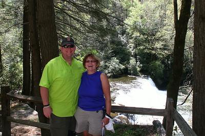 2014 May - Barb's Visit to NC